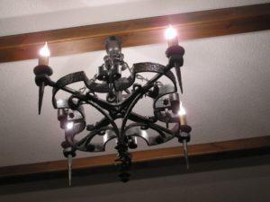Кованые фонари под заказ