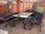Кованые столы