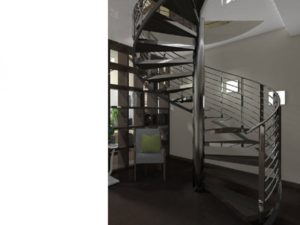 Кованые лестницы